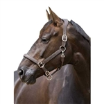 Barefoot 2-In-1 Breakaway Leather Halter
